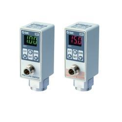 SMC 2-Color Display Digital Pressure Switch ISE70/75 (H)