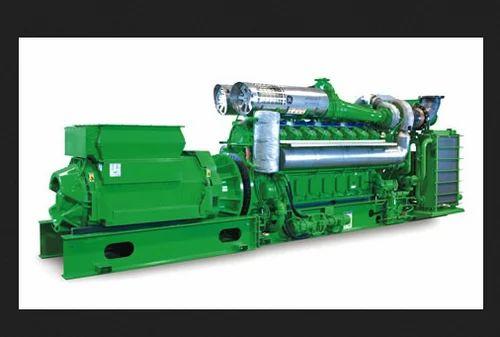 1500 Rpm GEs Jenbacher Type 6 Engine, Clarke Energy India Pvt  Ltd