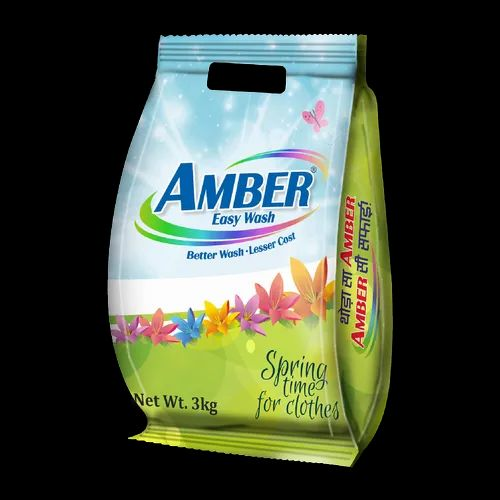 3 kg Amber Easy Wash Washing Powder