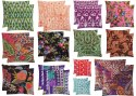 Cotton Hand Quilted Kantha Cushion Cover