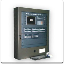 Hybrid Fire Alarm Control Panel