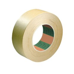 Goldmann off white Double Sided Cloth Tape, For Sealing, Size: Standard