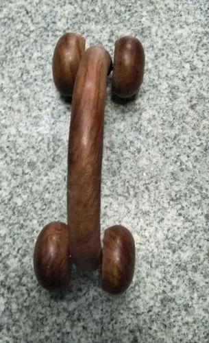 Wooden acupressure Roller, Massager Roller, मालिश रोलर ...