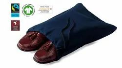 Fair Trade Organic Cotton Shoe Bag