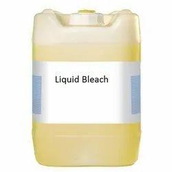 Water Soluble Liquid Bleach, Packaging Size: 40kg