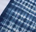 Indian Tie Dye 100% Cotton Blue Fabric