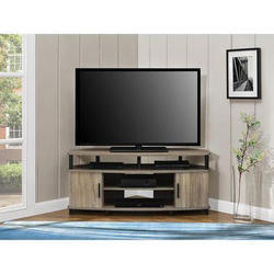 Wooden Corner TV Polished Stand, Size: 5 x 2 x 2.5 feet