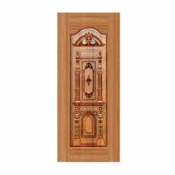 Plain Decorative Door Paper Print, Dimension / Size: 39 X 82 Inch