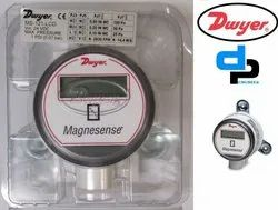Dwyer MS 321 LCD Magnesense Differential Pressure Transmitter