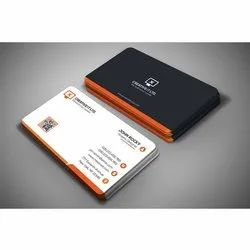 Paper Visiting Card, Size: 89 X 51 Mm