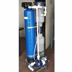 3000 LPH Fully Automatic Softener