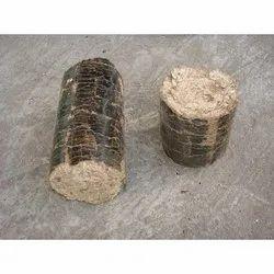 Biomass Hay Briquettes