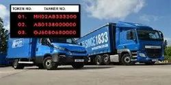 Tankar / Truck Calling LED Display Board