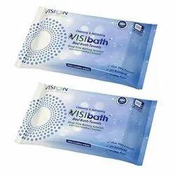 Visibath Large Size Bed Bath Towel (10N Per Pack) Size(320x320mm) Set Of 2 Packs