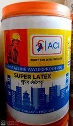 ACI White Water Based Acrylic Waterproof Coating, Packaging Size: 20 Kg, Packaging Type: Plastic Bucket