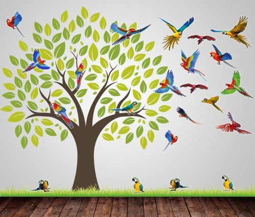 Wall Decal Wall Decal For Living Room Manufacturer From Ahmedabad