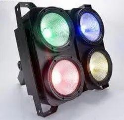LED RGB Blinder High Grade LED 4 x 100 W With Flight Case