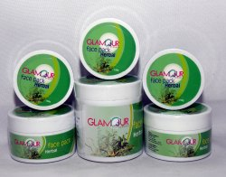 Glamour Herbal Face Pack