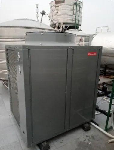 Heavy Duty Hybrid Heat Pump