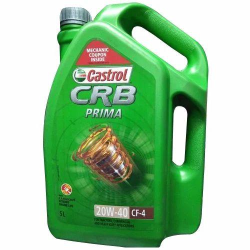 Crb Prima Tractor Engine Oil
