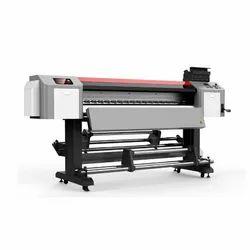 Flex Banner Konica 512i Flex Printer