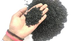 Black Reprocessed ABS Dana, Grade: Recycled, Packaging Size: 25 Kg