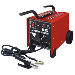 Semi-Automatic AC Welding Machine