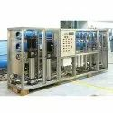 Automatic Packaged Drinking Water Plant