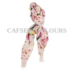 French Crepe Scarves