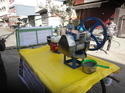 Prakash Cast Iron Model Indore 3 Roller Sugarcane Crusher, Warranty: 1 - 3 Years