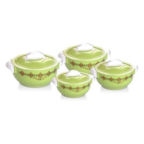 Insulated Hot Pot 4pcs Set