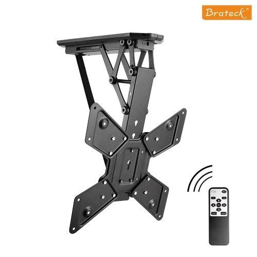 Remote Control Motorized Flip Down Tv Ceiling Mount