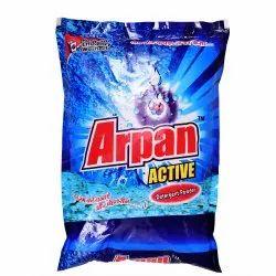 Jasmine Active Arpan Detergent Powder, For Laundry