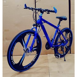 BMW Power Disc Brake Blue Sports Bicycle