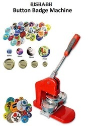 Rishabh Badge Machine