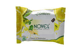 Lemon Premium Wet Tissues
