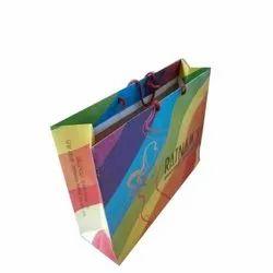 UV Print Paper Shopping Bag