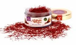 Organically Grown All Natural Certified Grade A Afghan Saffron / Kesar (5g)