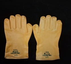 12'' Inch Rubber Hand Gloves