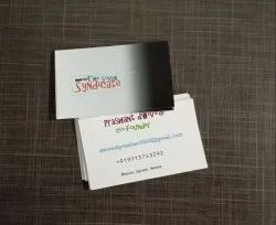 Paper Digital Visiting Card Printing Services, in World Wide, Size: 3.5x 2 Inch
