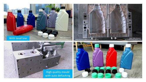 Lubricants Oil Bottle Blow Mold - Mahesh Industries, Indore