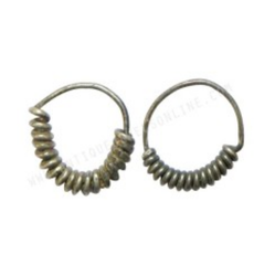Women Silver Earring E105