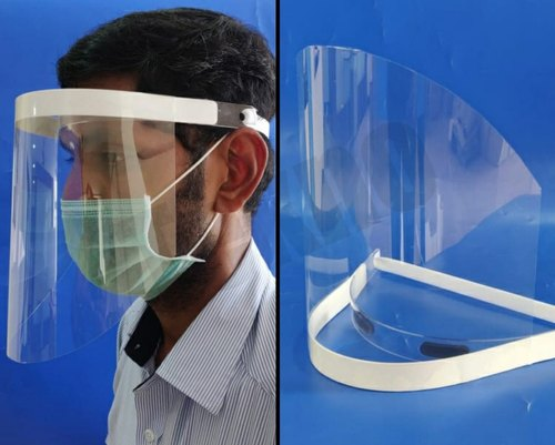 Safety Face Shield - Reusable
