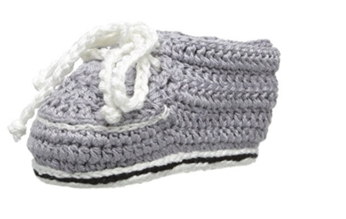 7203f3d1fdd Socks Baby-Boys Newborn Forester Boot Crochet Bootie at Rs 1900 ...