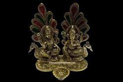 Ganesha Lakshmi Diya