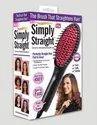 Simply Straight Ceramic Hair Straightening Brush