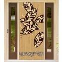 Micro Coated Door Paper Print