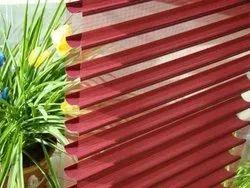 Polyester Multidesign Triple-Shade Blind For Window