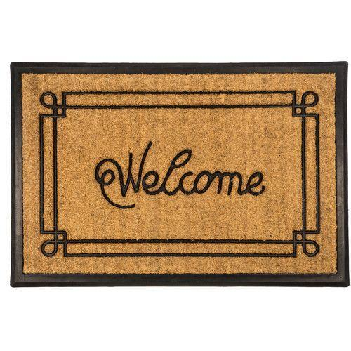 mats knot products doormat kendra coir barn door pottery o mat trellis