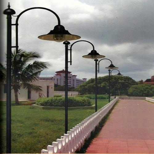 Decorative Lamp Poles Manufacturer from Ahmedabad